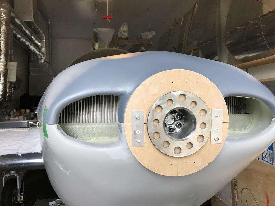Air intake fixed (ritght)