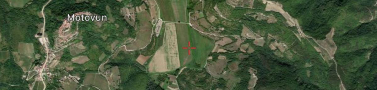 Građevinsko Zemljište Motovun, Istra 🔥 Top Ponuda za Investitore u Nekretnine ! 50 € m2