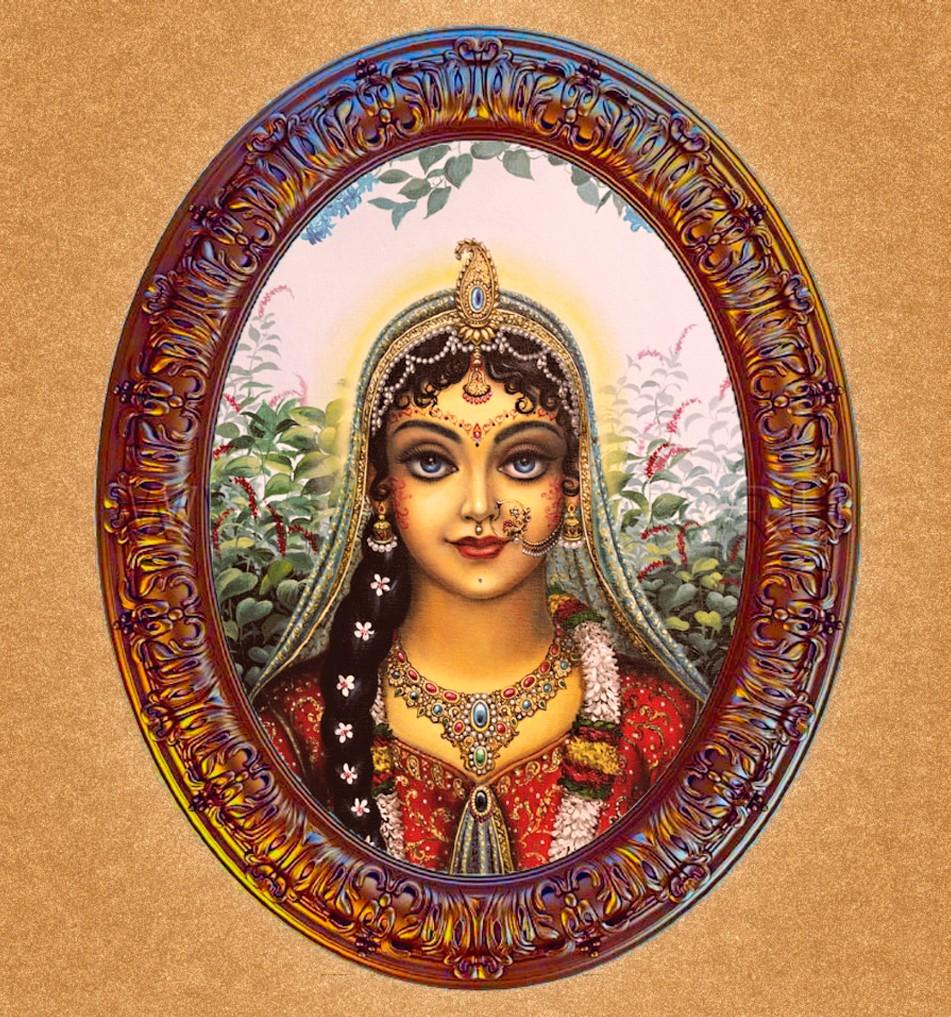 Sri Radha - The Feminine Divine