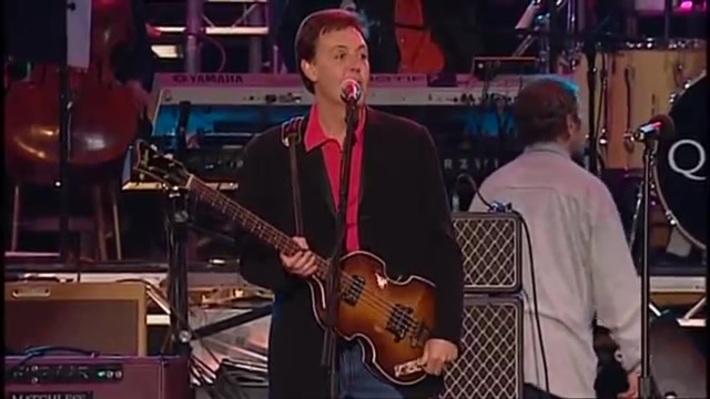 Paul McCartney, Joe Cocker, Eric Clapton & Rod Stewart   All You Need Is Love