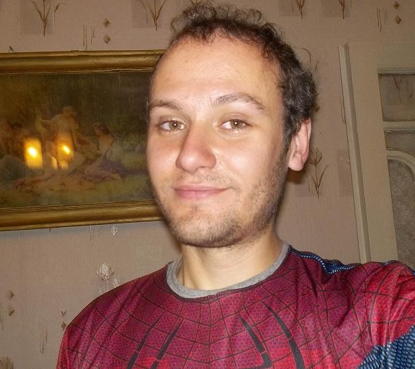 i am -spiderman
