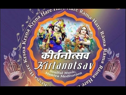 LIVE Kirtanotsav | ISKCON Chowpatty | 3rd Feb 2019
