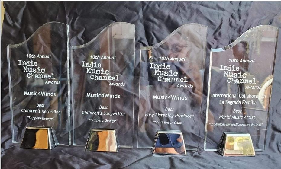2021 IMC-Awards, 3-personal and 1-Best World Music Artist