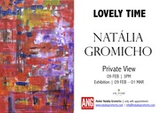 EXPOSIÇÕES: Natália Gromicho