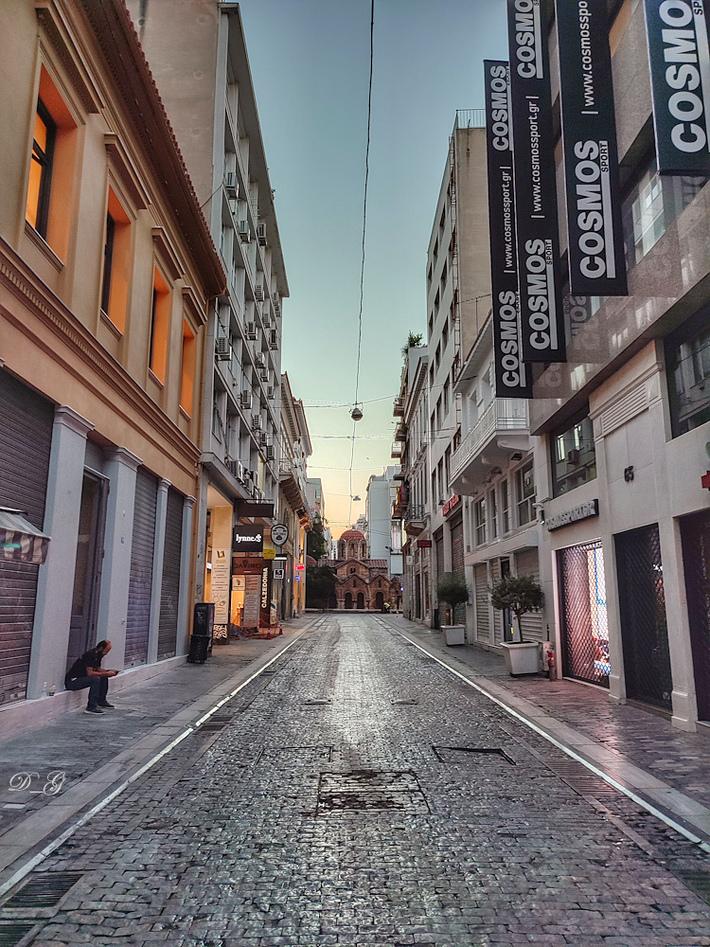 Πρωινή Αθήνα