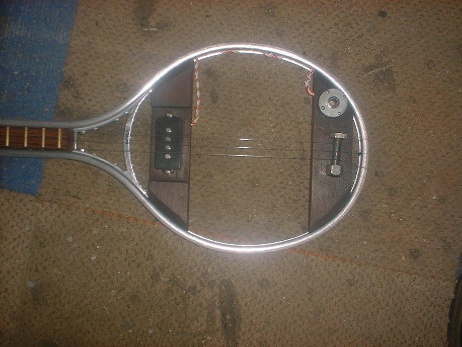 tennis racquet git