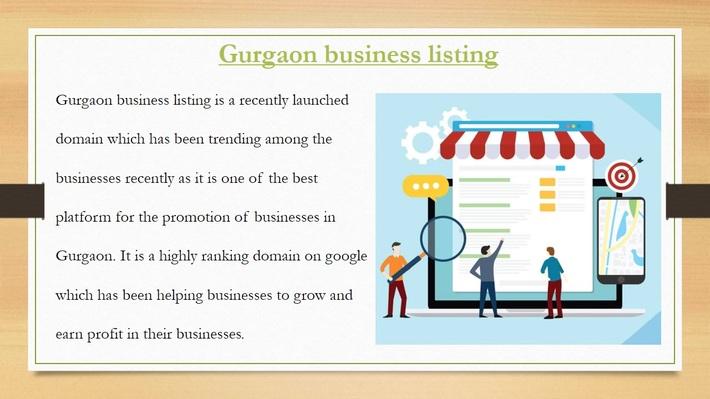 Gurgaon Business Listing