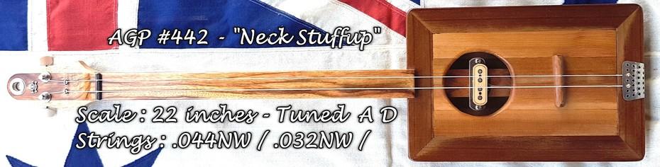 AGP #442 - ''Neck Stuffup''