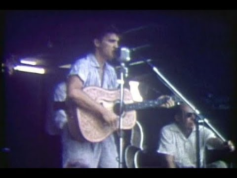 Elvis - Earliest Known Footage...in Color!