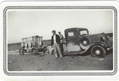 #surveyinghistory 1935 San Antonio Land Surveyors #Texas