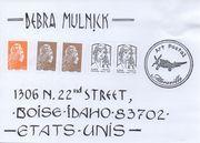 sent to Debra Mulnick