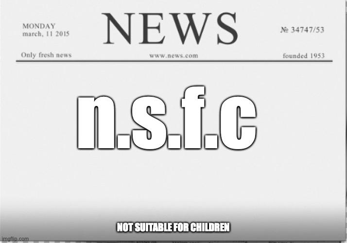 news comming