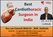 best cardiothoracic surgeon in India- Dr. AGK Gokhale