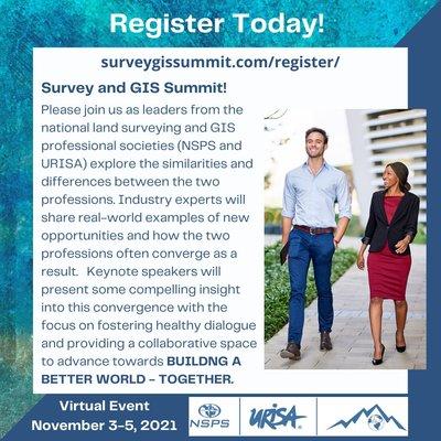 NSPS Survey GIS Virtual Summit