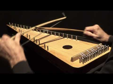 """EBENEZER"" on Bowed Psaltery"