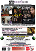 Kush Xmas Premier Film Screen & Party - American Violet