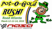 NASA Pot-O-Gold Rush @ Road Atlanta -Braselton GA.