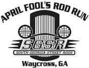 Annual April Fools Rod Run -Waycross, Ga