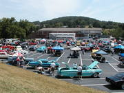 Dahlonega's Independance Day Weekend Motorfest