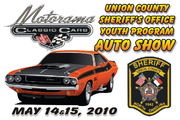 Union County Sheriff's Office Car, Truck, & Motorcycle Show -Monroe, NC