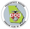 Peachstate Porsche Club Concours -Cumming, GA