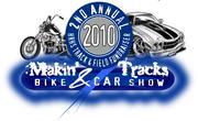 """2nd Annual """"Makin' Tracks"""" Bike & Car Show -Harrisburg, NC"""