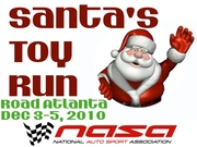 NASA Santa's Toy Run  -Braselton, GA