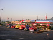 THE DINER's Patiort's Day Cruise In -Sevierville, TN