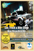 BOSS Car, Truck & Bike Show -Ft. Gordon, GA
