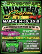 Hunters Auto Expo 2014 -Nashville, TN