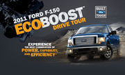 Ford F-150 EcoBoost Drive Tour- Richmond, VA
