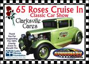 65 Roses Classic Car Show - Clarksville, TN