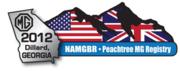 NAMGBR Annual Gathering (50 Years of MGB) -Dillard, GA