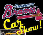 Gwinnett Braves Car Show -Lawrenceville, GA