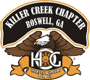 Killer Creek Harley Owners Group Meeting -Alpharetta, GA