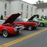 Car, truck, Tractor Show Pine Ridge Day Camp -Somerville, AL