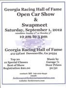 Open Carshow -Dawsonville, GA