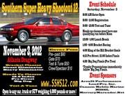 SSHS12 November 3, 2012 Atlanta Dragway