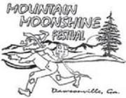 45th Mountain Moonshine Festival, Dawsonville Ga