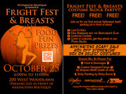 FRIGHT FEST & BREASTS -CHARLOTTE, NC