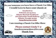 Anachrocon, Atlanta Ga