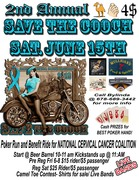 2nd Annual Save the Cooch Ride -Marietta, GA