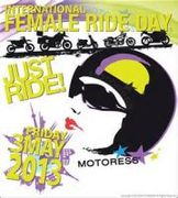 International Female Ride Day -Sorrento, FL