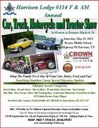 CARS FOR KIDS -Harrison, TN