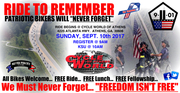 Ride To Remember 9/11 -Bogart, GA