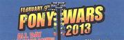 Pony Wars 2013 -Adel,GA