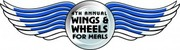 4th Annual Wings and Wheels for Meals -Liberty, SC