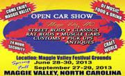 Maggie Valley Swap Meet & Car Show, Maggie Valley NC