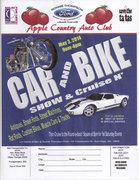 Relay For Life Auto & Bike Show -Ellijay, GA