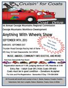 Cruisin' for Coats- Anything With Wheels Show -Dawsonville, GA